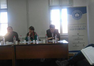 "Održan okrugli stol ""Bosna i Hercegovina 1992-1995"""