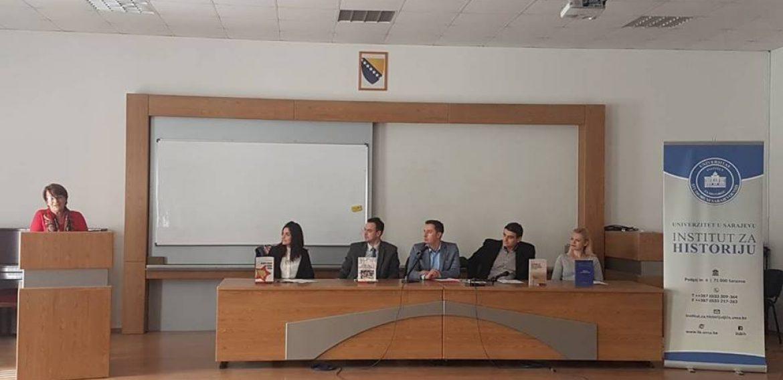Na Fakultetu humanističkih nauka u Mostaru promovirana četiri nova izdanja Instituta za historiju
