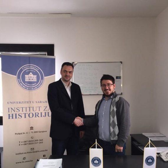 Dr. sc. Sedad Bešlija izabran za v.d. direktora Instituta