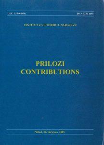 Prilozi br. 34 (2005)