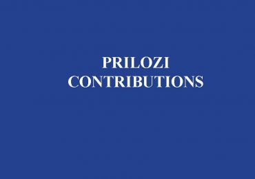 Prilozi br. 45 (2016)