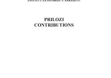 Prilozi br. 40 (2011)