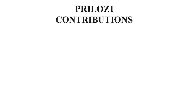 Prilozi br. 42 (2013)