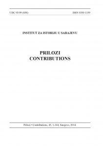 Prilozi br. 43 (2014)