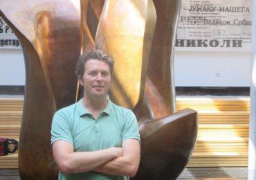 Mr. Edin Omerčić u stručnoj posjeti Beogradu