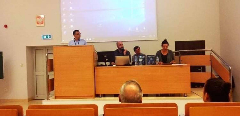 Dr. Enes S. Omerović na naučnoj konferenciji u Poljskoj