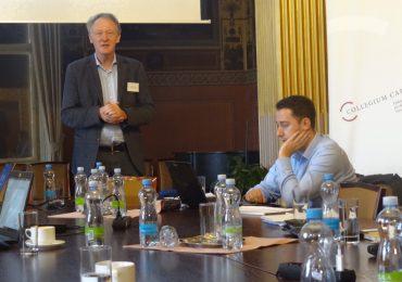 Dr. Nedim Rabić učesnik konferencije u Pragu