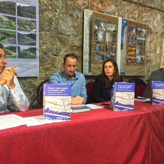 Promocija Zbornika radova u Travniku